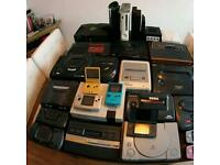 WANTED OLD GAMES CONSOLES AND GAMES CASH WAITING