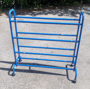 MOBILE RACK 41X43 FOR ALL USES BRAND NEW