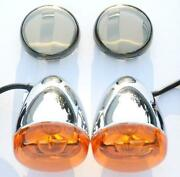 Harley Front Turn Signals