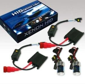 NEW! HID KIT- DODGE CHEVY HONDA NISSAN FORD TOYOTA - LED KITS NOW IN STOCK AS WELL!!