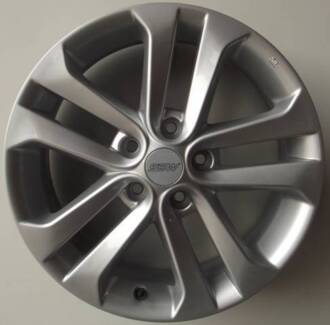 "17"" 5 Spoke Silver Alloys suits most 5 stud medium cars Toowoomba 4350 Toowoomba City Preview"