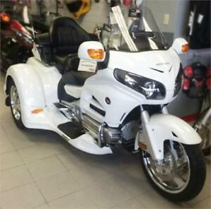 2014 Honda Goldwing Lehman Trike