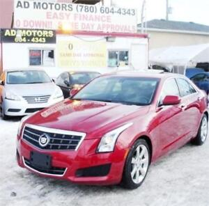 """""""NO ACCIDENT/ONE OWNER""""  2014 CADILLAC ATS 2.0T SPORT SEDAN..."""