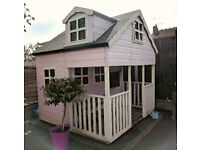 Fabulous 2 storey playhouse