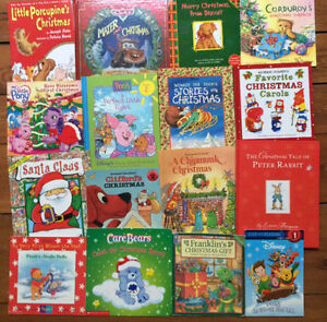 FAVOURITE CHRISTMAS BOOKS $3 each or all 13 for $20