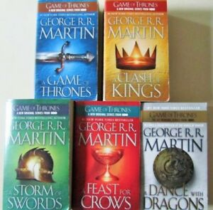 George R.R. MARTIN –  The GAME of THRONES