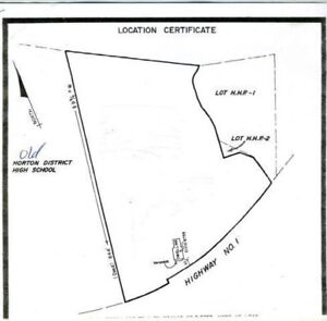 4.89 Acres Commercial(C10) between New Minas & Wolfville