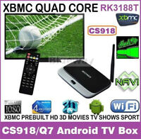 KODI HELIX 14.2 ANDROID SMART BOX QUAD CORE 2GB RAM