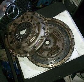 Ford Focus 1.8 TDCI Flywheel, Clutch & Clutch Plate (2002)