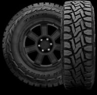 All New Toyo Open Country R/T!!!
