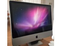 "Apple iMac 24"" Aluminium 2.4ghz 4GB Ram"