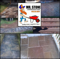 Interlock Specialist and All Your Landscaping Needs