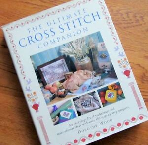 """The ULTIMATE CROSS STITCH COMPANION"""