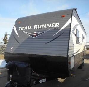 LOW PRICED NEW BUNKHOUSE TRAVEL TRAILER LOW FINANCING AVAIL