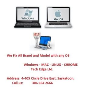 we fix you Apple+Dell+HP+ASUS-Lenovo-Acer laptop, note book