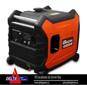 ECHO BEARCAT 3500 WATT INVERTER GENERATOR