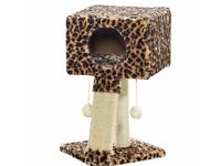 Brand new cat play house / sleeping bed / scratching post / never used