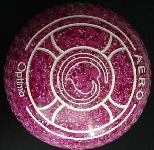 Aero Optima Lawn Bowls - Size 3H - Candy (Pink) - Price Reduced!! Semaphore Park Charles Sturt Area Preview