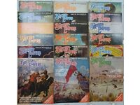 British Empire Magazine 1-40 (39 magazines, #36 missing)