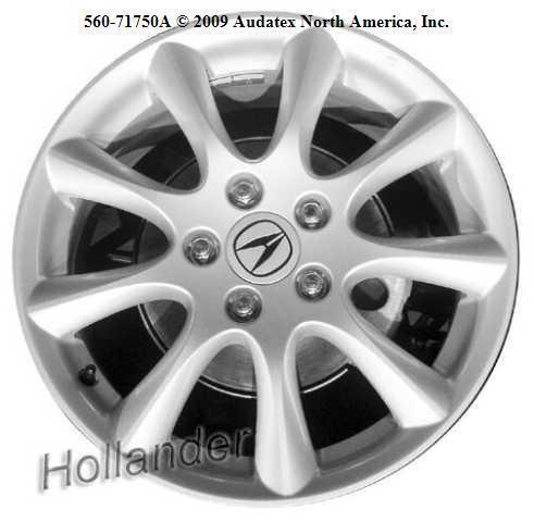 Acura Tsx Oem Wheels Ebay