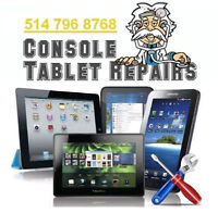 Reparation TAB + PC & MAC & Infor. Pour Tout Vos Moindre Besoin