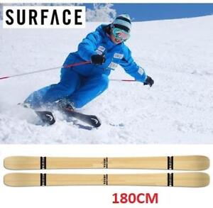 NEW SURFACE PARK BLANKS 180CM SKIS PARK BLANKS 214203018 OUTDOOR SPORT 2O15