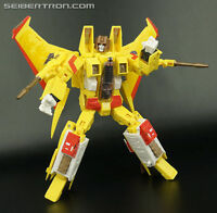 Transformers Masterpiece Sunstorm MP-05 for sale or trade MISB