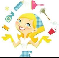 2-Mature Female's Available for House-Cleaning[Competitive-Rate]