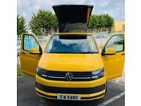 Volkswagen, T6, VW, CAMPERVAN, POP TOP, WARRANTY, GAS/ELEC CERT, NEW CONVERSION & much more ..