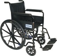 WHEELCHAIR FOR CULTIVATOR / GARDEN TILLER