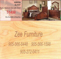 (14)***-BRAND NEW** Queen Bedroom Set