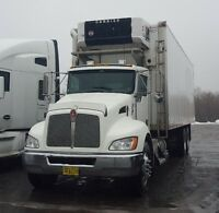 2010 Kenworth T370 Reefer Truck