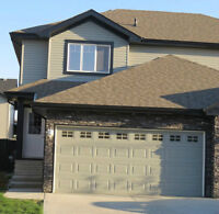 SW Double Attached Duplex with basement in Callaghan Edmonton