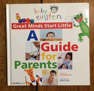 BABY EINSTEIN - A Parent's Guide - $5