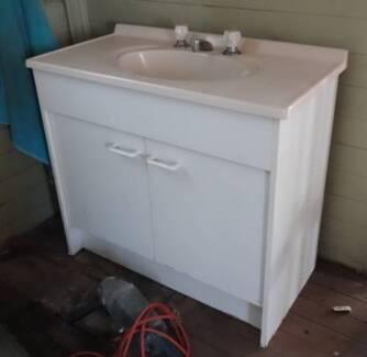 Custom Bathroom Vanities Penrith bathroom vanity | building materials | gumtree australia camden