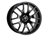 "22"" Onyx Range Rover/T5 alloys"