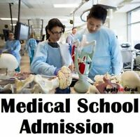 Writing your Med School Admission Essay / Application Letter