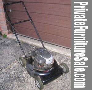 """Murray 22"""" Gas 6 HP 4-stroke(cycles) Lawnmower,excellent working"""