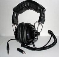 Metal detector pin pointer and headphones for sale.