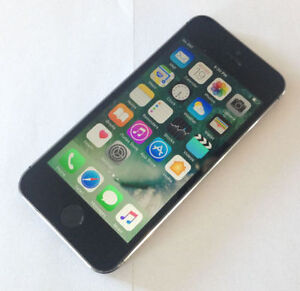 Apple iPhone 5S 16GB Gray. Rogers Chatr Excellent Condition $190