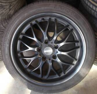 Speedy 17'' RT009 with Tyres Toowoomba 4350 Toowoomba City Preview