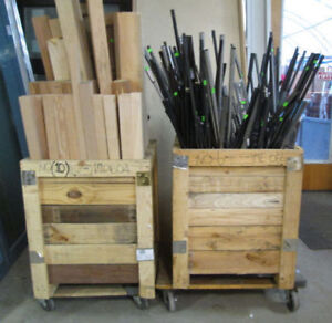 NEW Wood and Metal Spindles - Various Styles and Prices