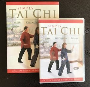 Simply Tai Chi - DVD & Instructional Book