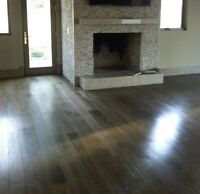 Professional Hardwood & Laminate Installation