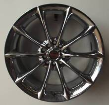 """17"""" Chrome Alloys To Suit most Front Wheel Drive cars Toowoomba 4350 Toowoomba City Preview"""