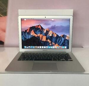 "Macbook Air 13.3"" W/ Warranty Intel Core i5 Late 2013"