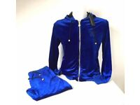 NEW VERSACE VELVET TRACKSUIT - NEW WITH TAGS