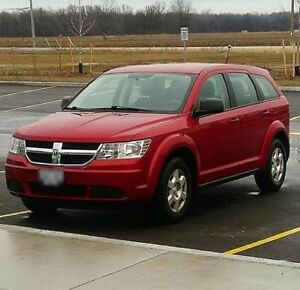 $8500 WOW!! 2010 DODGE JOURNEY 99300KM