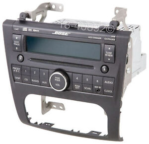 BOSE stereo for 2008 Nissan Altima
