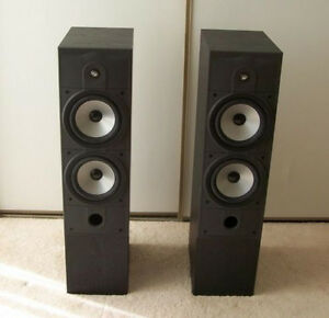 Energy Connoisseur C-8 Loudspeakers - MINT